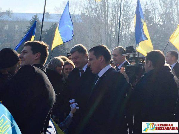 Порошенко в Одессе