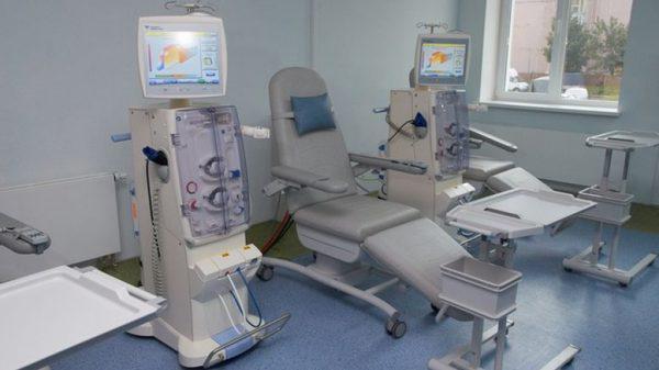 гемодиализное отделение