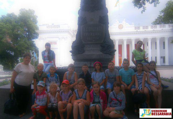 поездка от Сергея Паращенко
