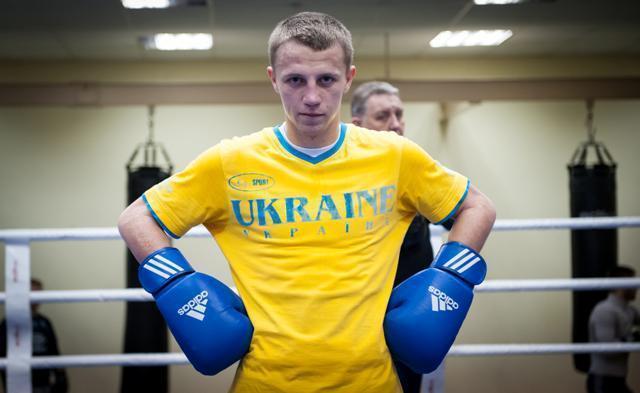 Боксер из Одессы