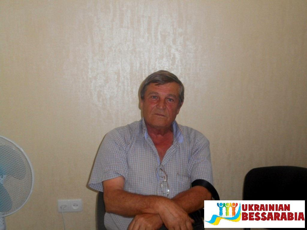 Михаил Лебеденко