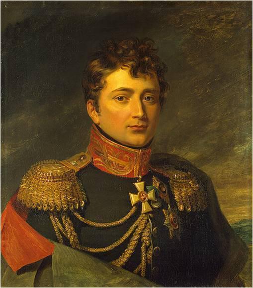 Князь Михаил Семенович Воронцов