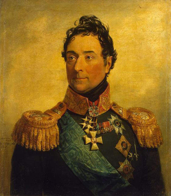 Граф Александр Федорович Ланжерон