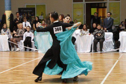 одесситы бальные танцы