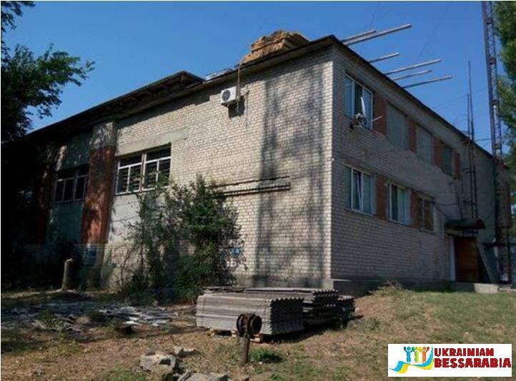 Арциз ремонт крыши спотрзала школы