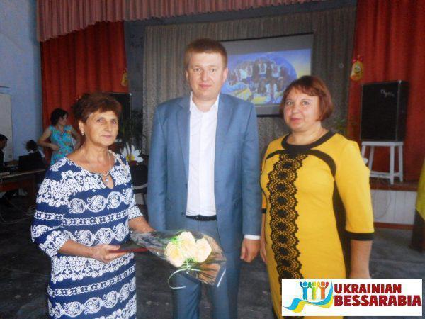 Сергей Парпуланский в Островном