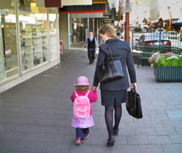 похищение дочери у мамы