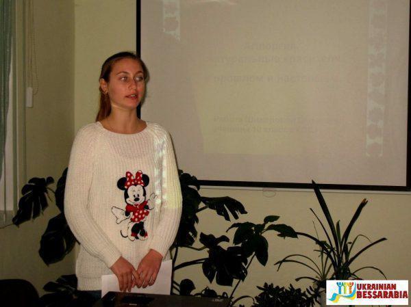 Участница с Холмского Людмила Шидерова