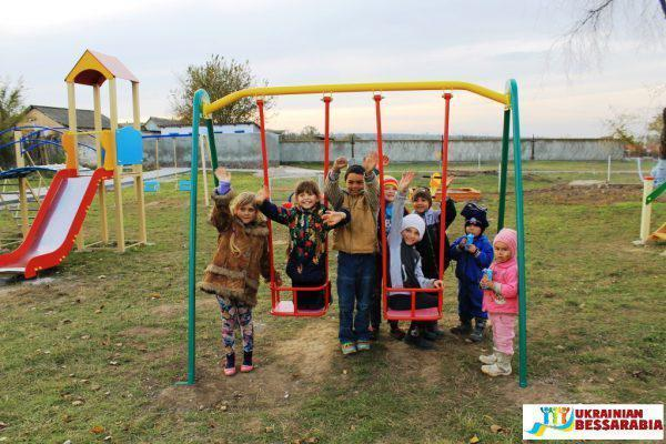 Павловка детская площадка