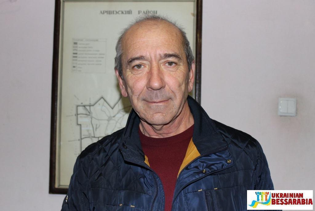 Председатель села Задунаевка