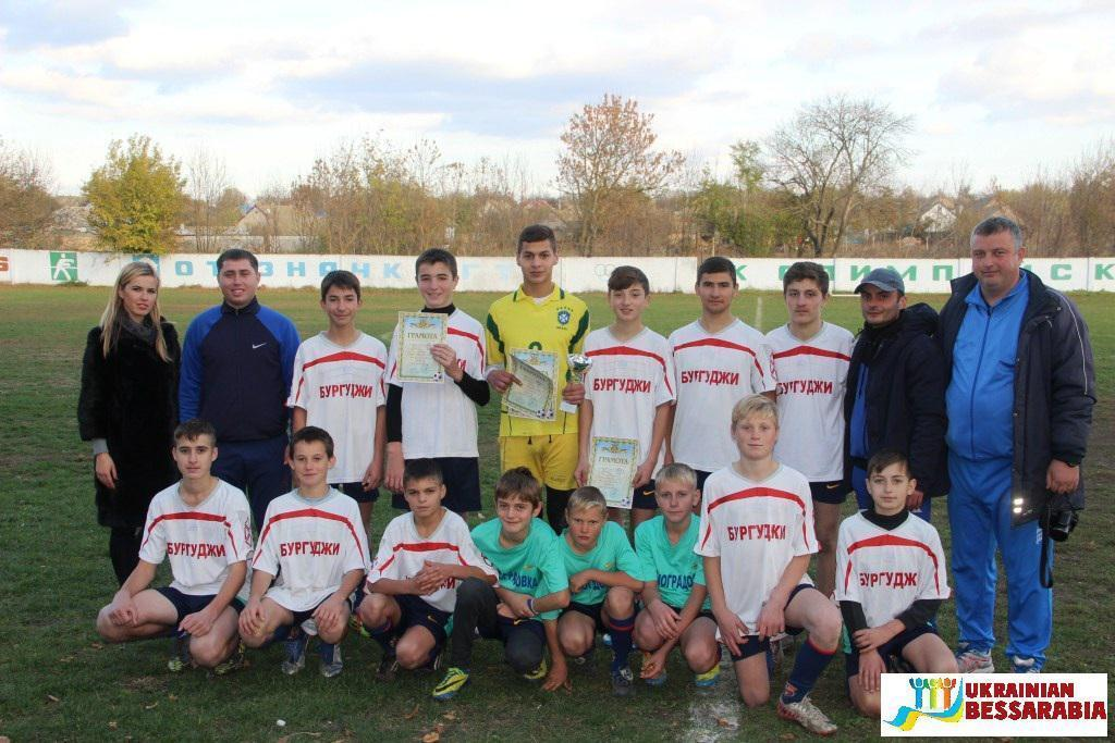 Футбол юноши