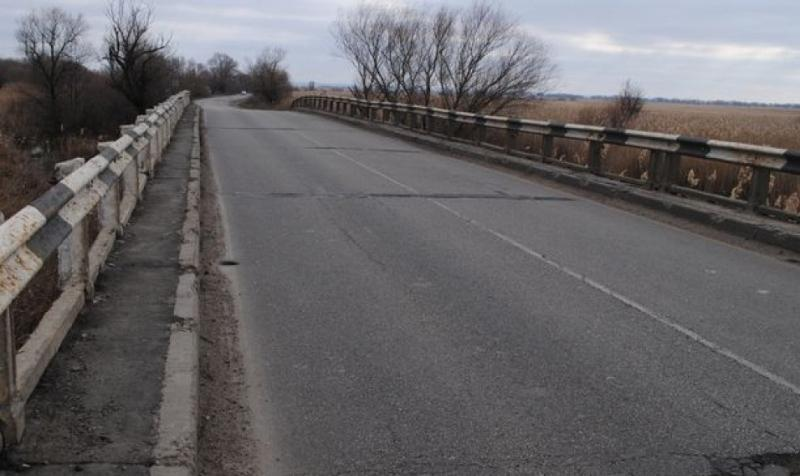 Участок трассы Одесса-Рени будет закрыт до лета 2017 года