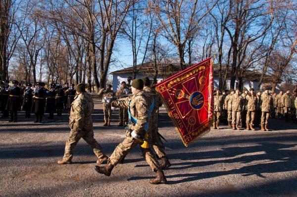В Одессе почетными грамотами отметили военнослужащих и военных медиков