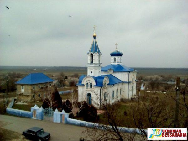 село Островное