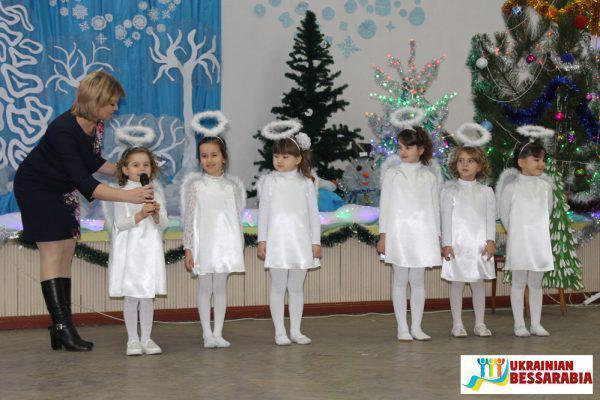 Праздник Святого Николая в Арцизской райгосадминистрации