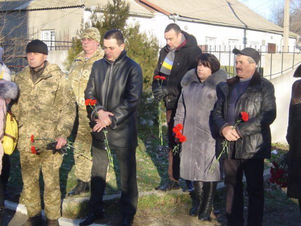 Как в Сарате отметили День Вооруженных Сил Украины (ФОТО)