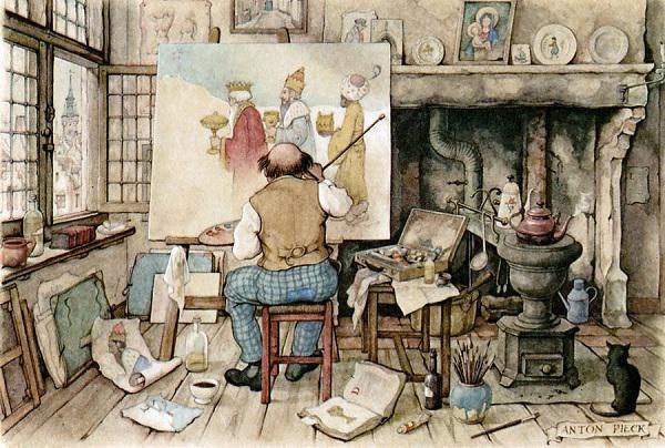 Международный день художника. Интересные факты