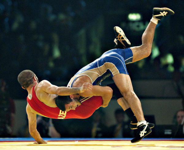 спорт вольная борьба