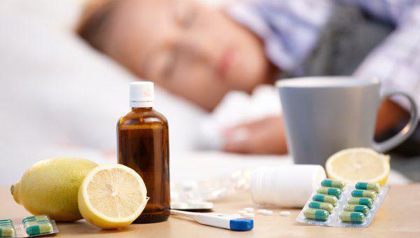 грипп и орви