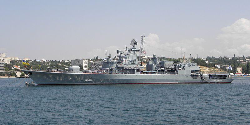 военно-морские учения в Одесской области