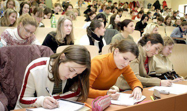 обучение в вузах