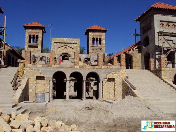 строительство храма в арцизе