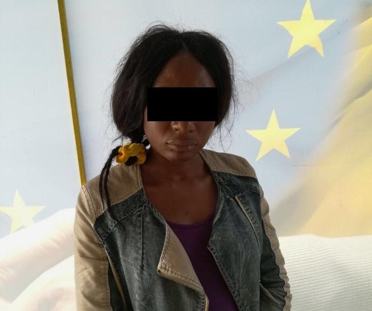 задержаны африканки