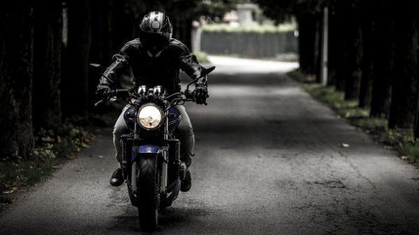 погиб мотоциклист