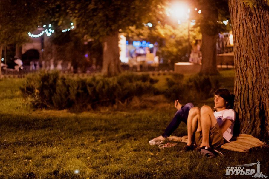 книжная ночь