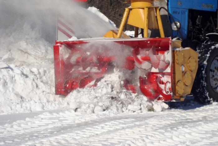 борьба со снежными заносами