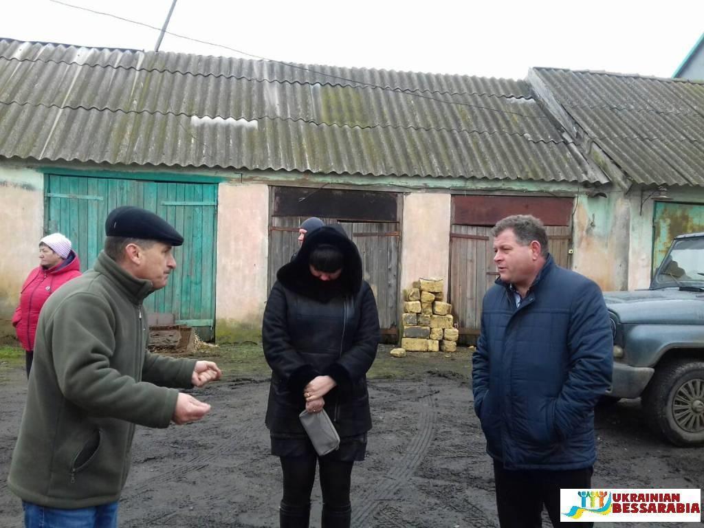 конфликт Михов