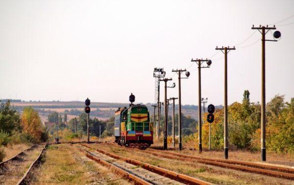 Железнодорожный перегон