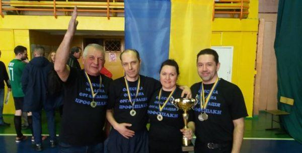 Команда-победитель