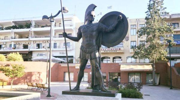 Памятник Ахиллу