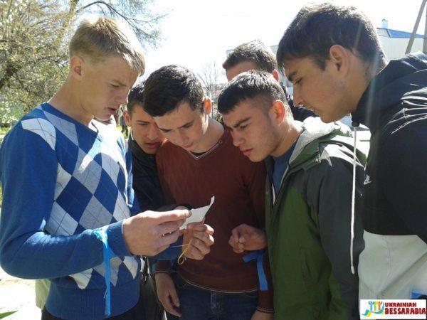 Студенти ПТАУ