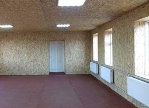 Борцовский зал