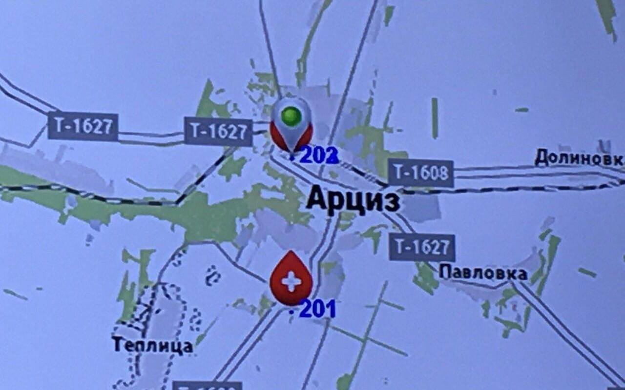 Арцизский район подключился к Единому диспетчерскому центру скорой медицинской помощи - Украинская Бессарабия