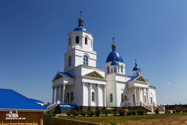 мужской монастырь в Беляевском районе