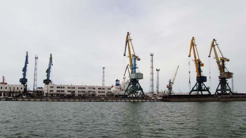 Ренийский порт