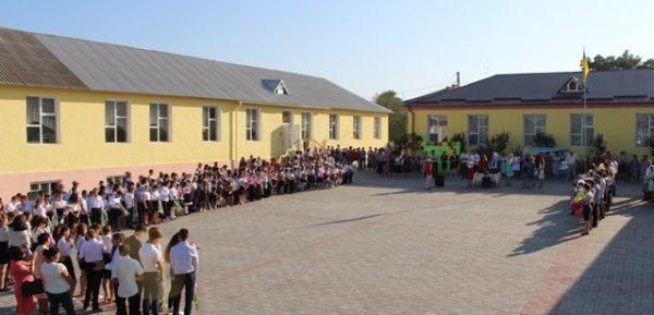 Долиновская школа Ренийского района