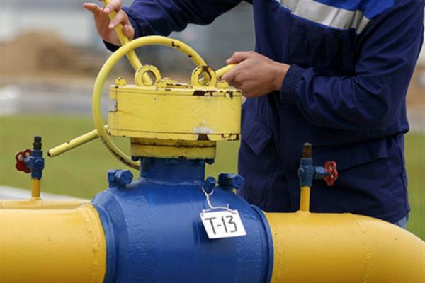 перекрытие газа