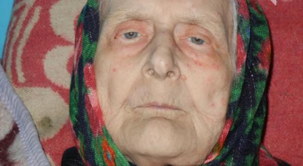 94-летняя старушка