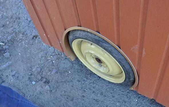 контейнер на колесах