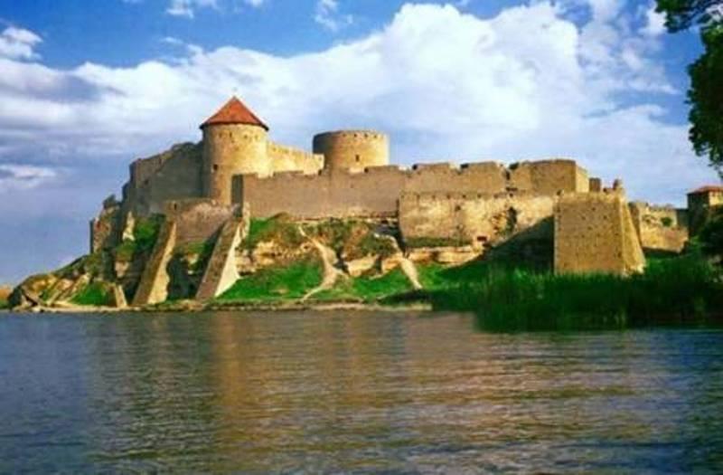 крепость Аккермана