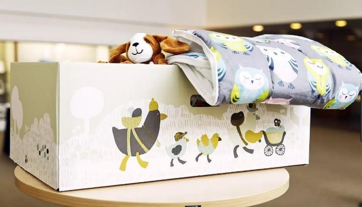 Пакет малыша