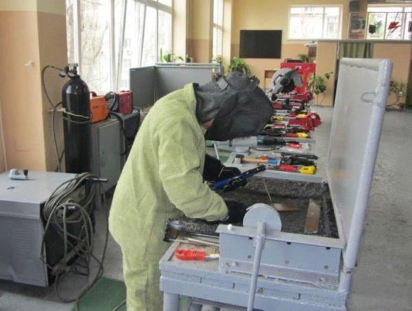 подготовка электросварщиков