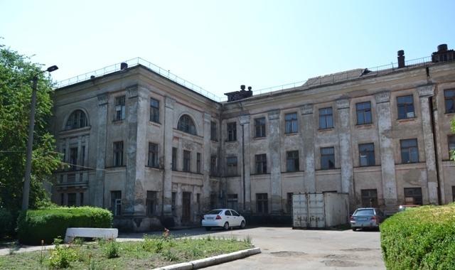 Дунайская больница