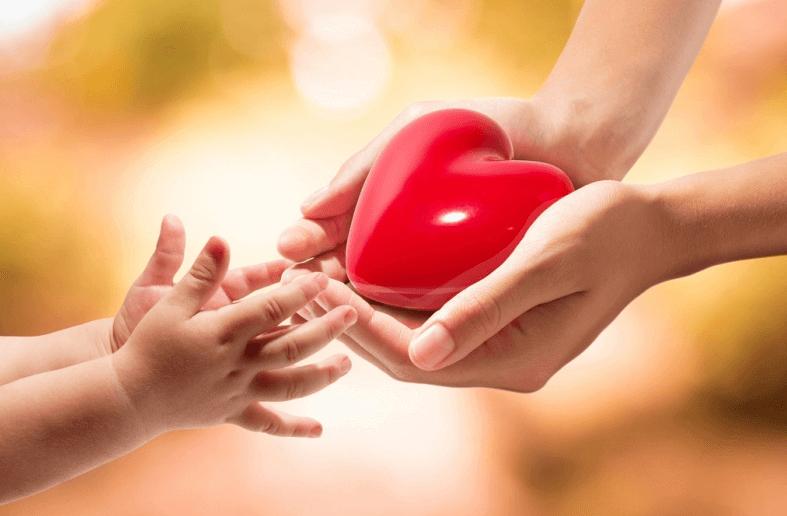 Сердце отдаю детям