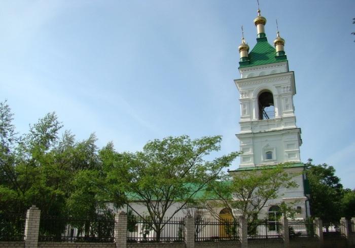 церковь в Килии