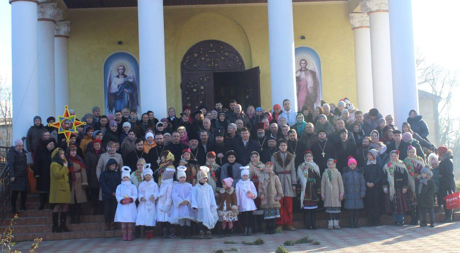 отец Василий, церковь
